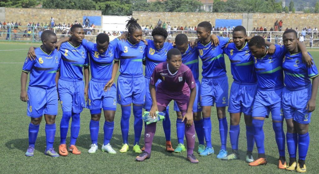 Tanzania drops four places in FIFA women's rankings