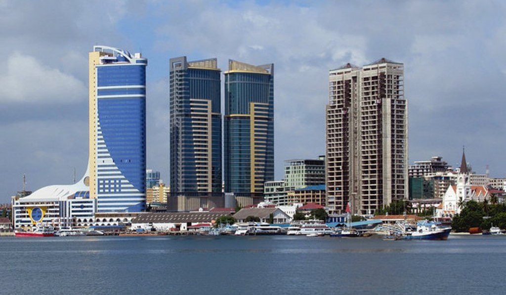 Dar es Salaam City: A fresh look