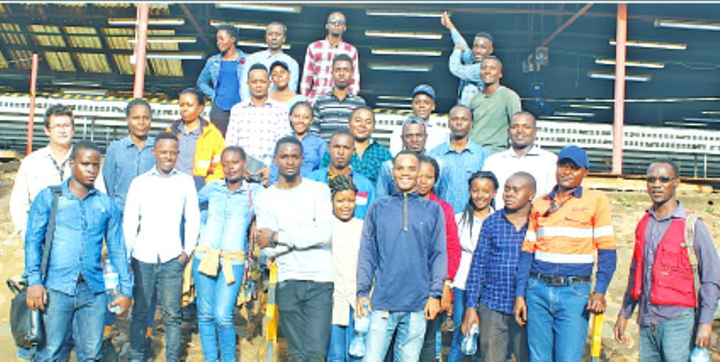 Varsity students' geological excursion an eye opener