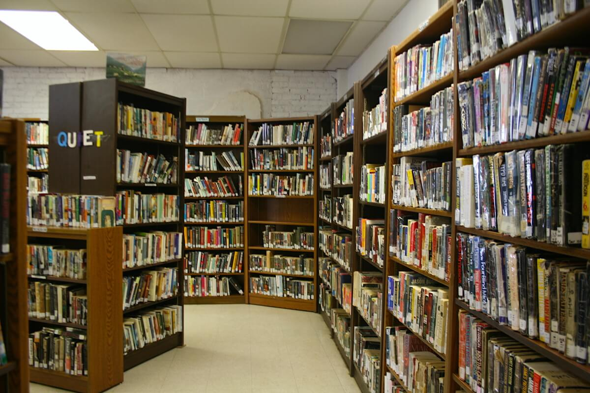Ministry to take library services to prisoners