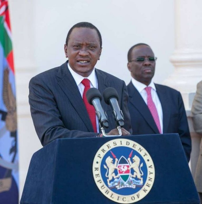 President Uhuru urges local assemblers to produce quality, affordable vehicles