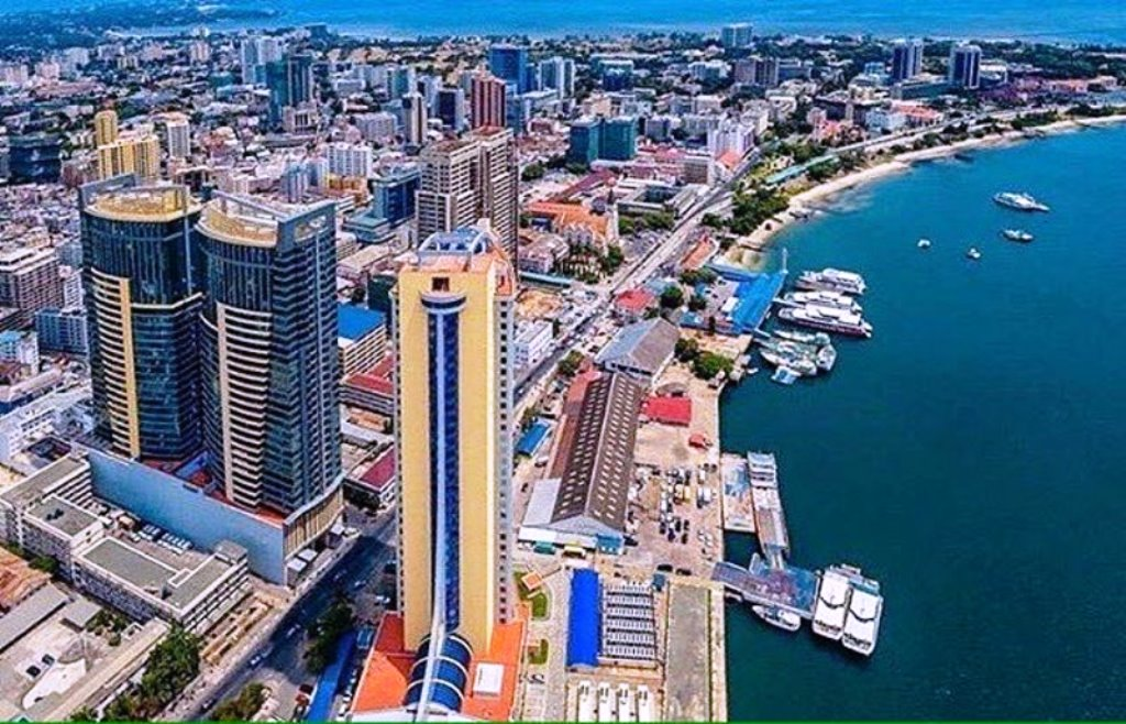 Yes, Dar es Salaam deserves to look cleaner than it does