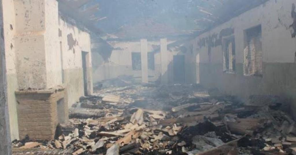 School inferno death toll rises to 11