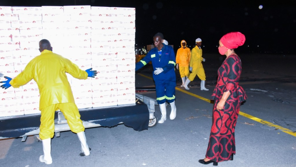 State: Fish packages must bear Tanzania labels