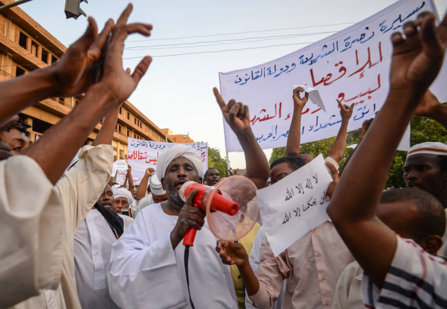 Sudan protesters begin two-day strike to pressure military