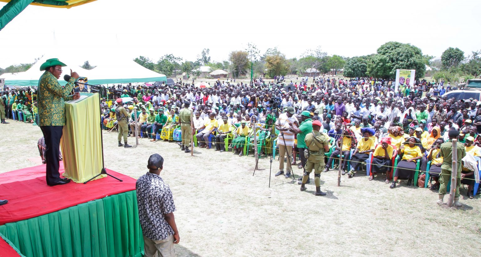 PM: CCM government would still protect natural resources