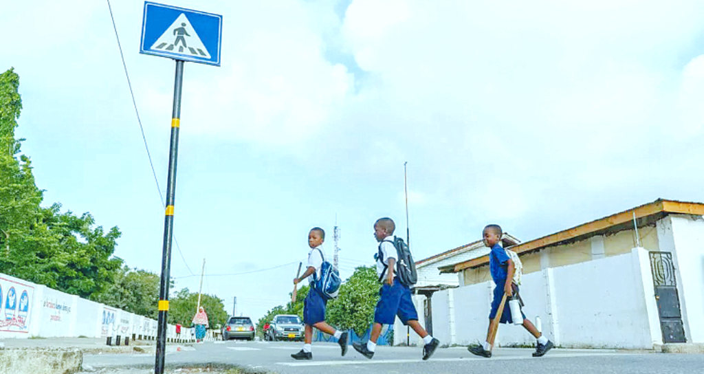 Kids main victims of road carnage