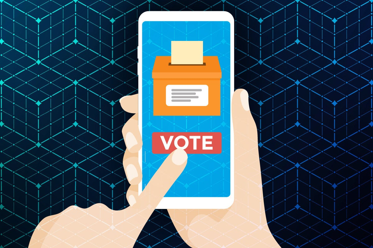 Digital voting: Solution to declining voter turnout