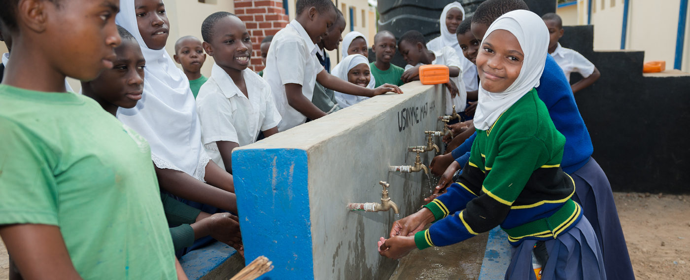 NBS: 55 pc of schools have basic drinking water services