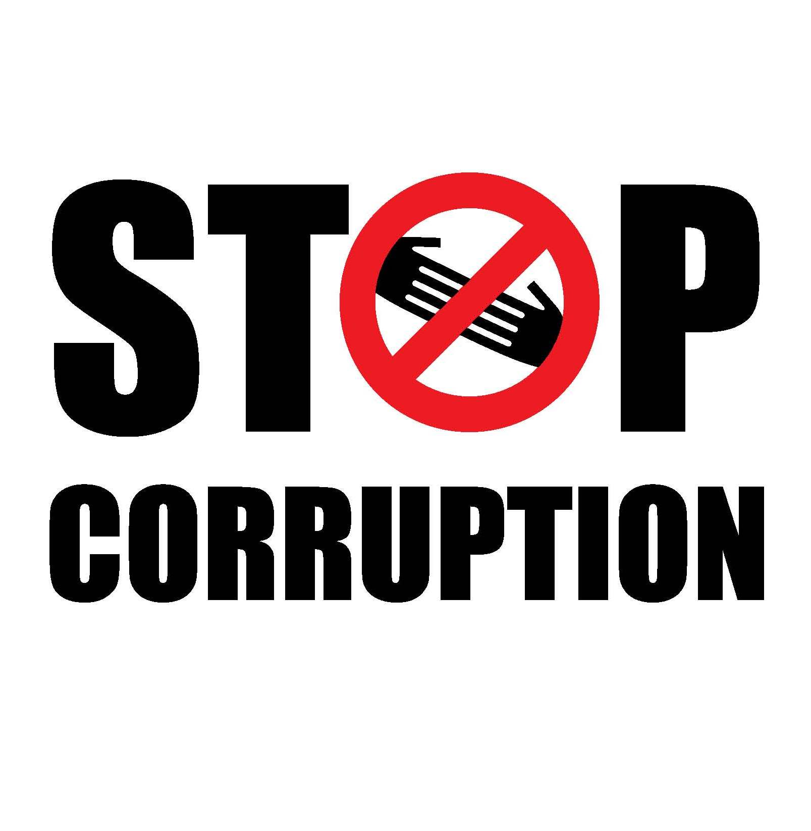 Hate corruption, it wastes taxes paid for development