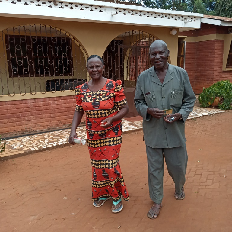 Tales of successful pensioners