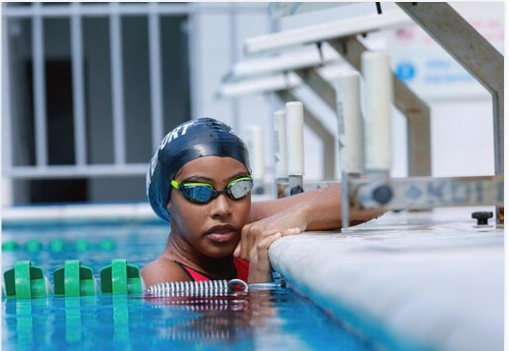 Tanzania's Ladha joins Swimfast Club of US