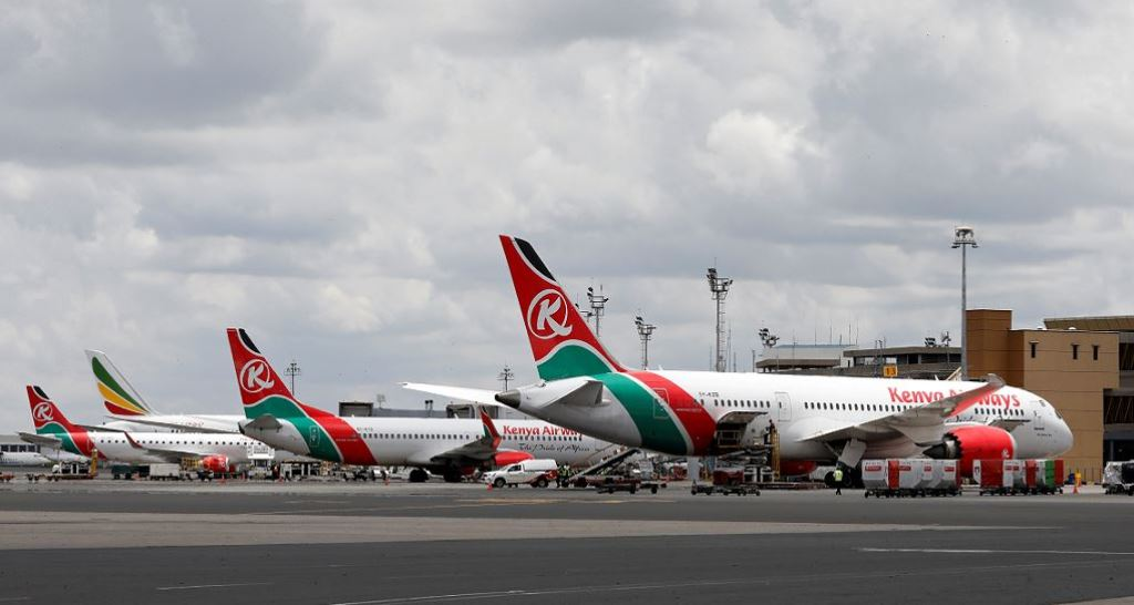 Kenya Airways begins job cuts amid pandemic losses