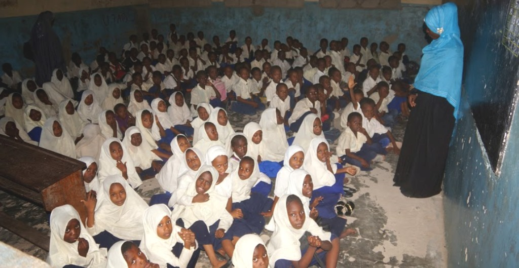 Overcrowded classrooms mar Zanzibar success in education