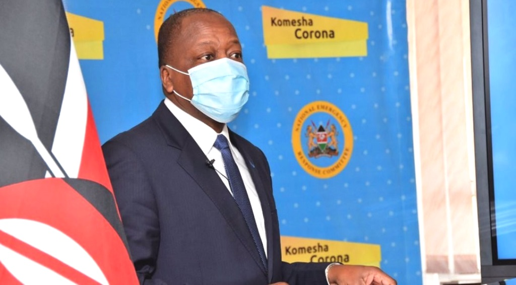 Kenya's COVID-19 cases top 1,000 with record number of daily new infections