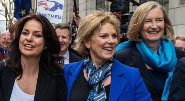 Brexit Update: Three Conservative lawmakers quit Theresa May's party