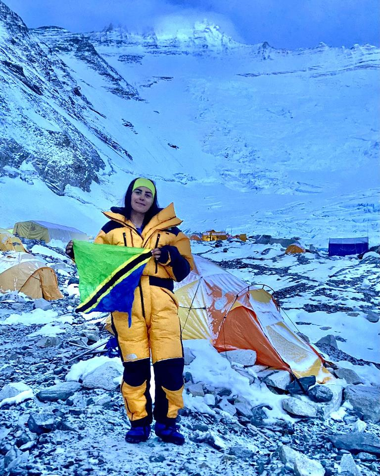 Tanzanian becomes youngest African to reach Mount Everest peak