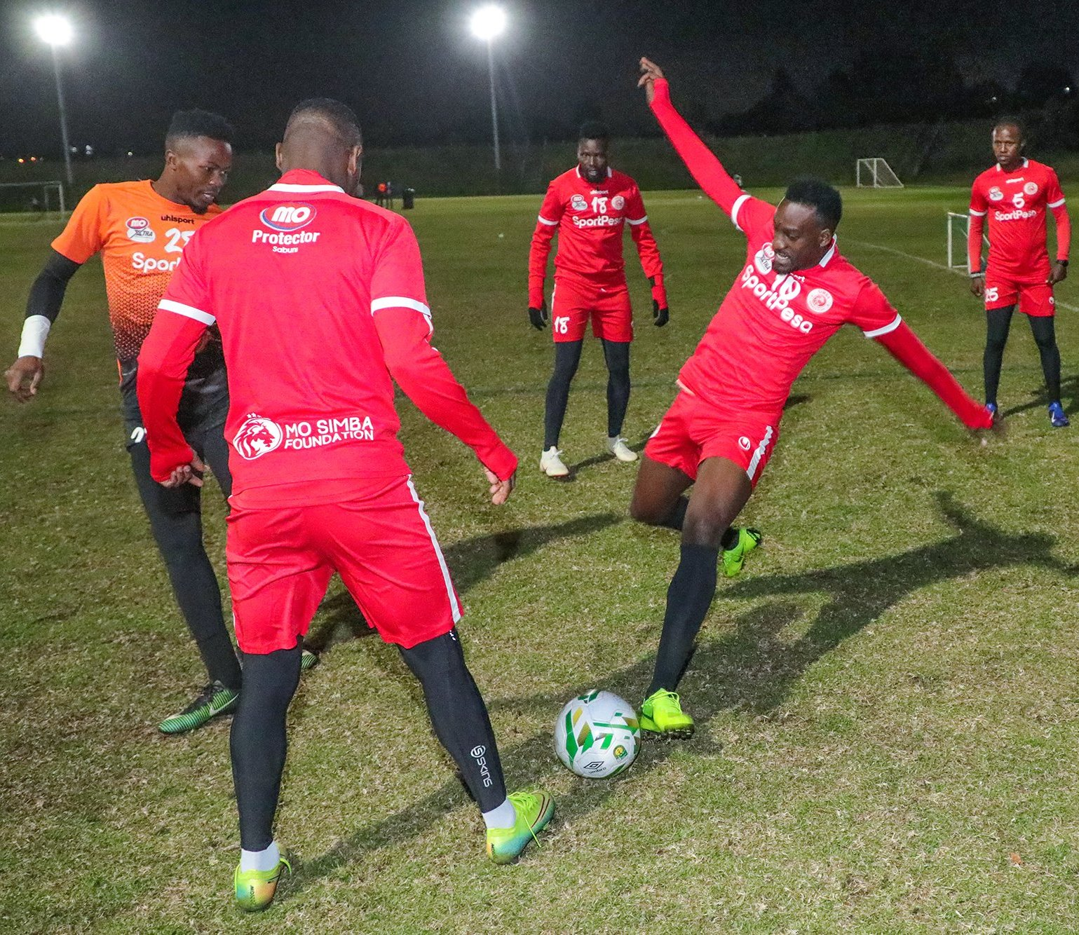 Mission semis possible for Simba