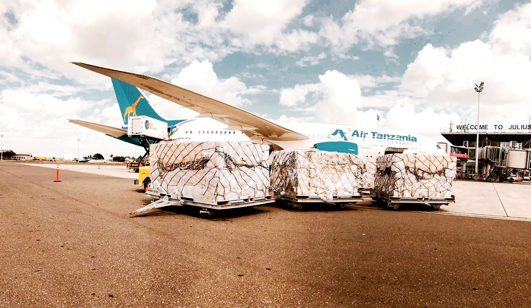 Swissport cargo business steady despite Covid-19