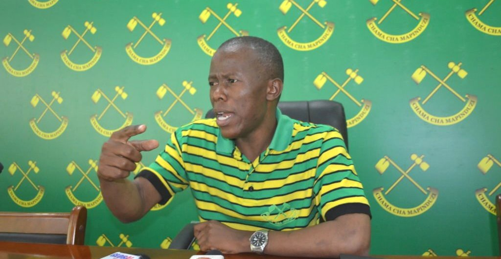 CCM to crooked vote seekers: Watch out!