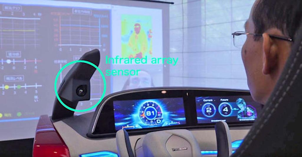 Students innovate drivers' AI drowsiness detector