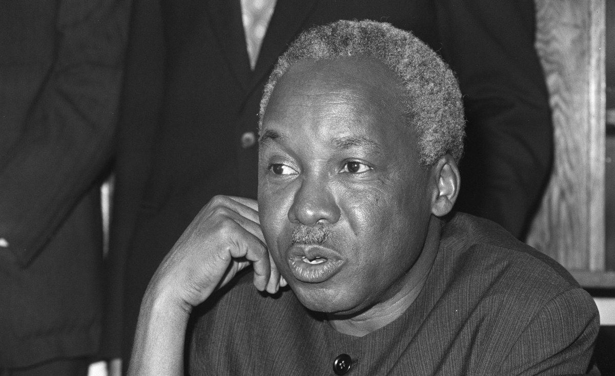 Nyerere's legacy lives on