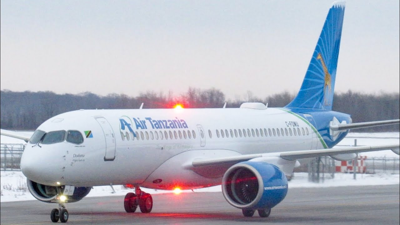 Air Tanzania cancels flights to Mumbai