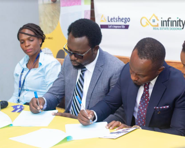 Real estate firm, bank launch new venture on mortgage financing