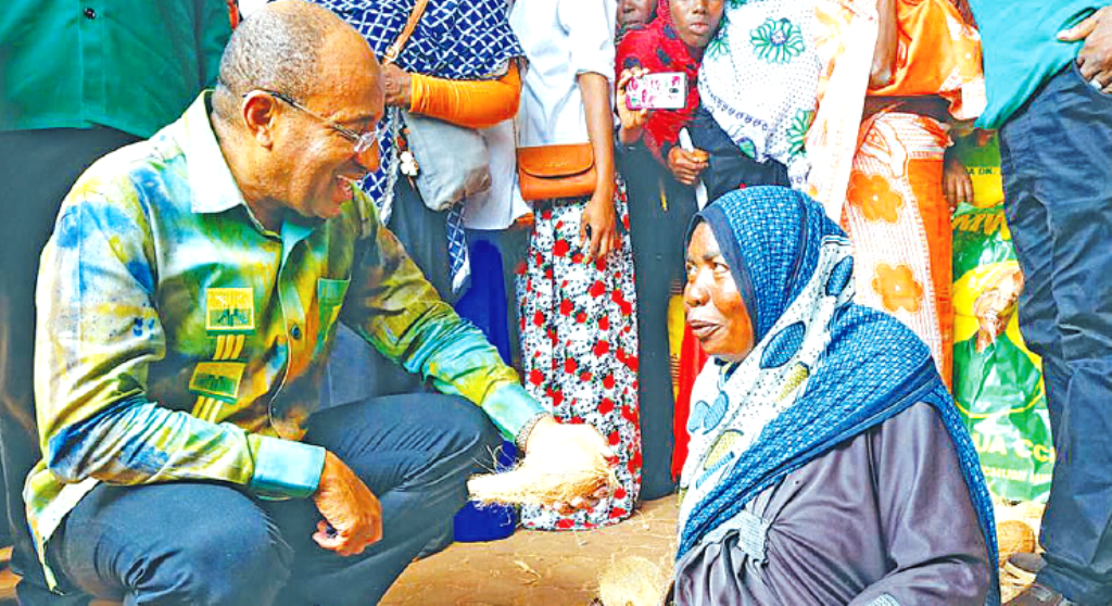 Dr Mwinyi promises brighter future for elders