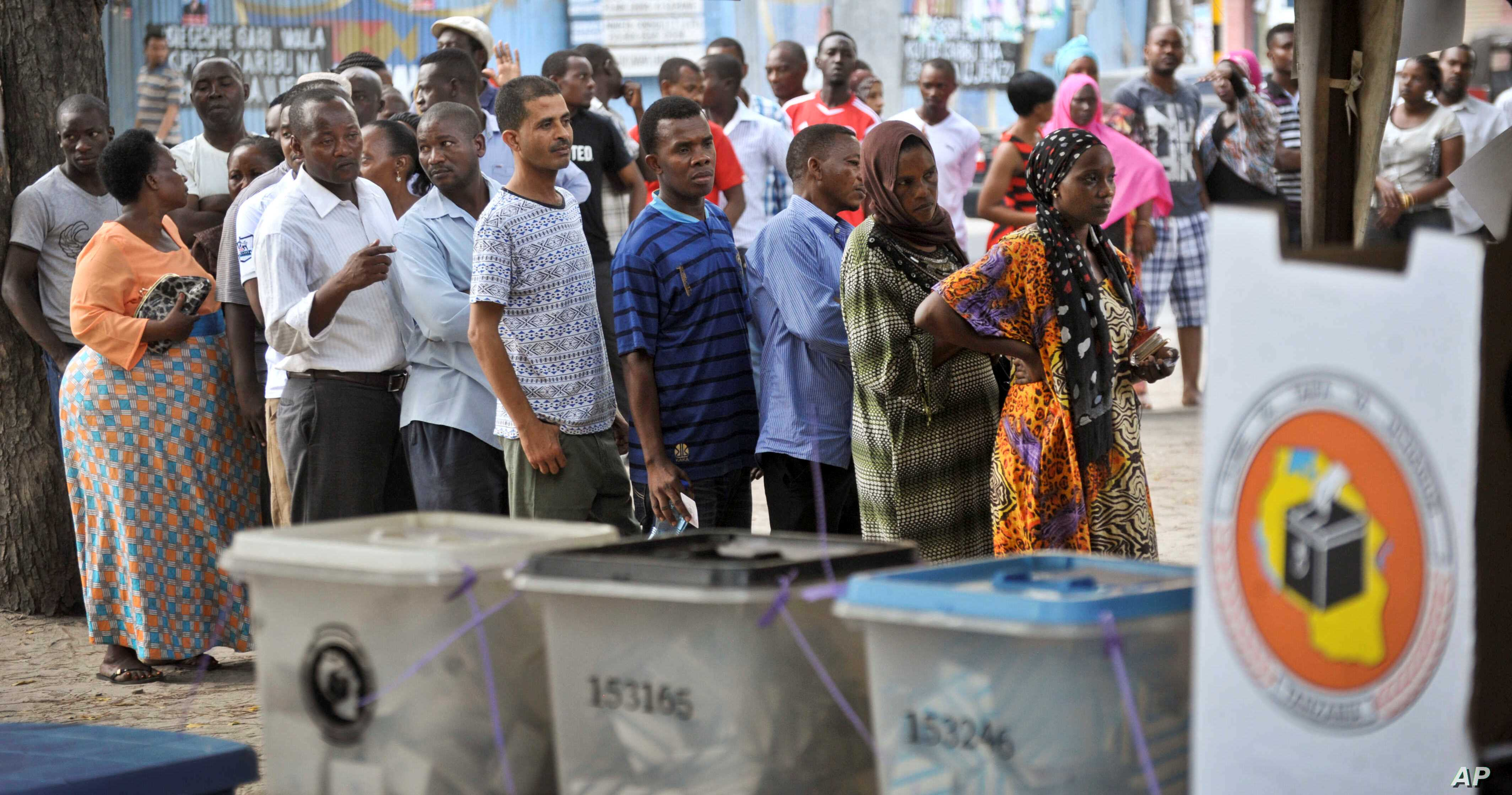 The 2020 election race and servant role leadership in Tanzania