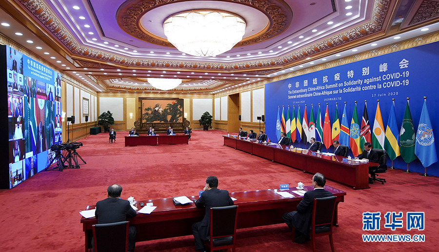 President Xi Jinping: Defeating COVID-19 with Solidarity and Cooperation