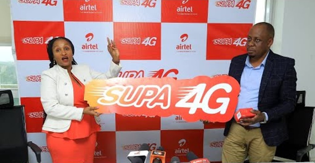 Airtel to upgrade its 4G network countrywide