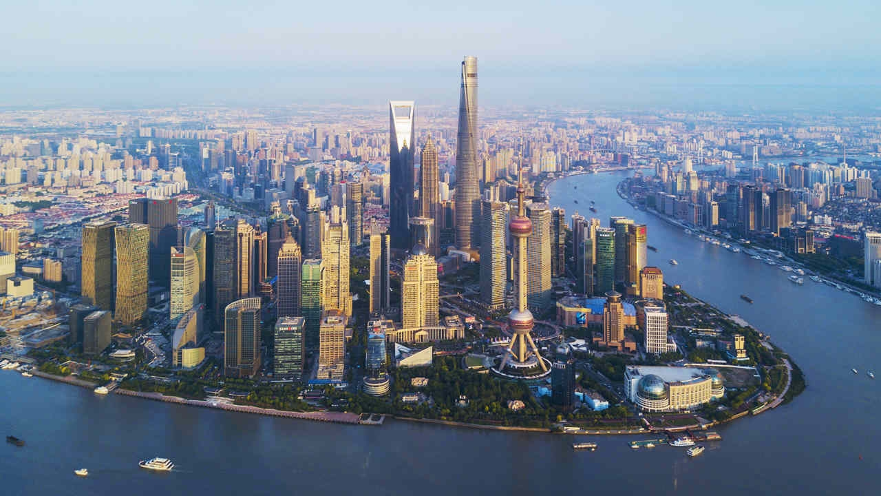 China leads world in economic growth in the first quarter of 2021