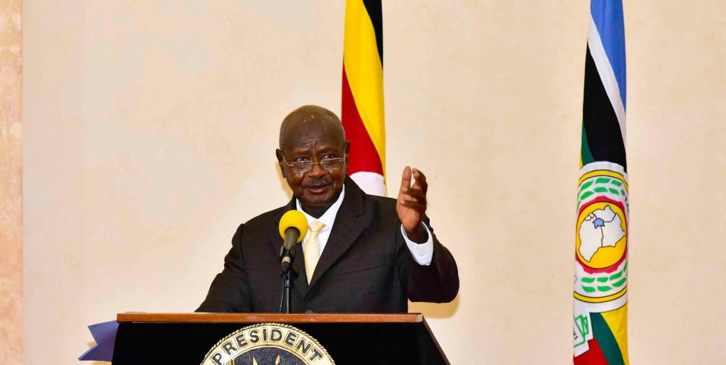 President Museveni reveals why  Uganda opted Tanzania for oil pipeline deal