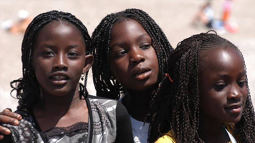 GIRLS rely on us for protection against harmful practices