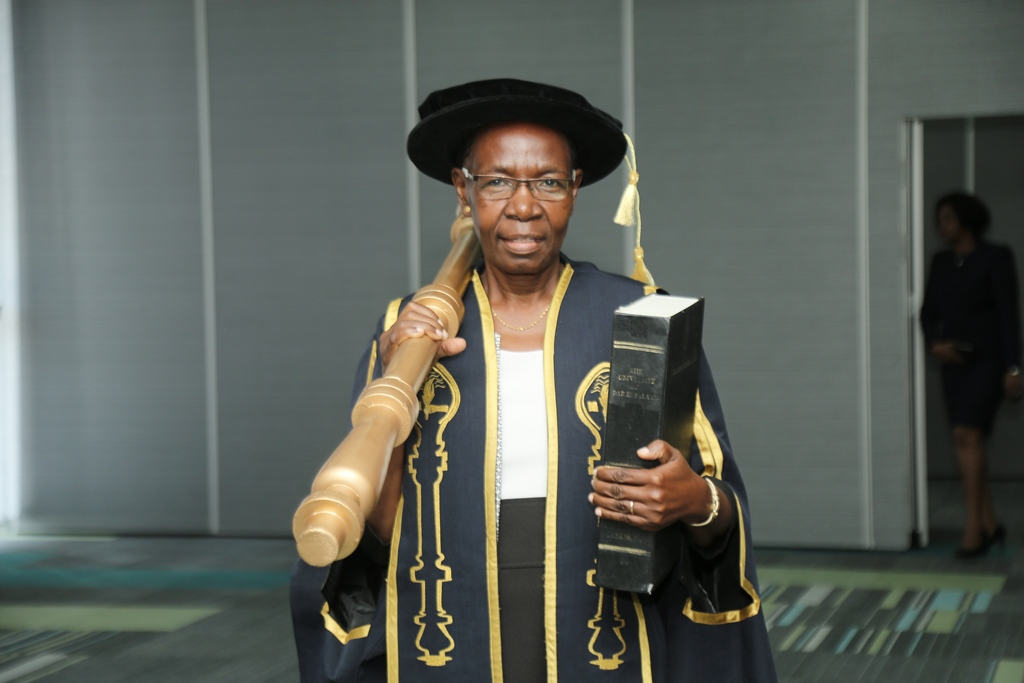 For Prof Amelia: Life has been a journey of discovery