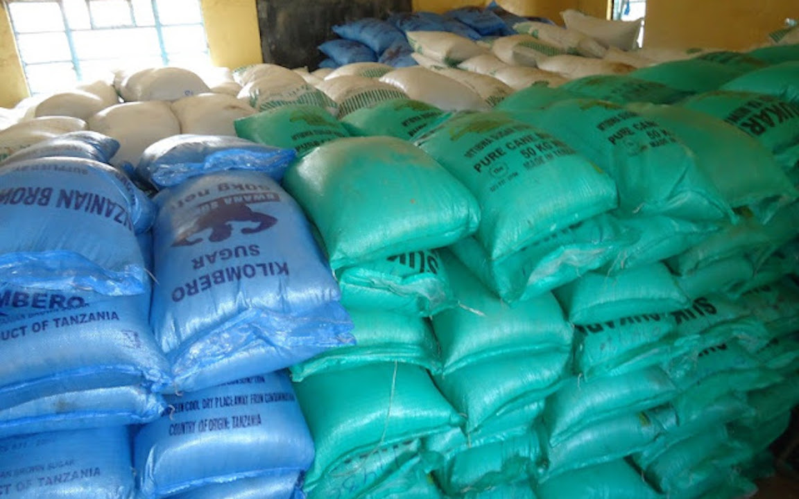 Relief as local factory resumes sugar production