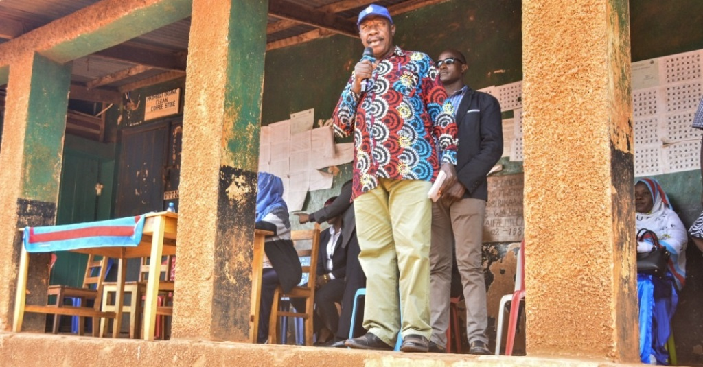 Prof Lipumba promises improved agricultural sector