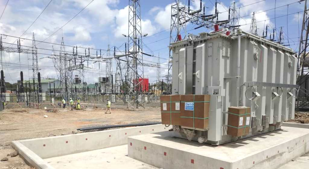 Electricity generation up by 3 pc