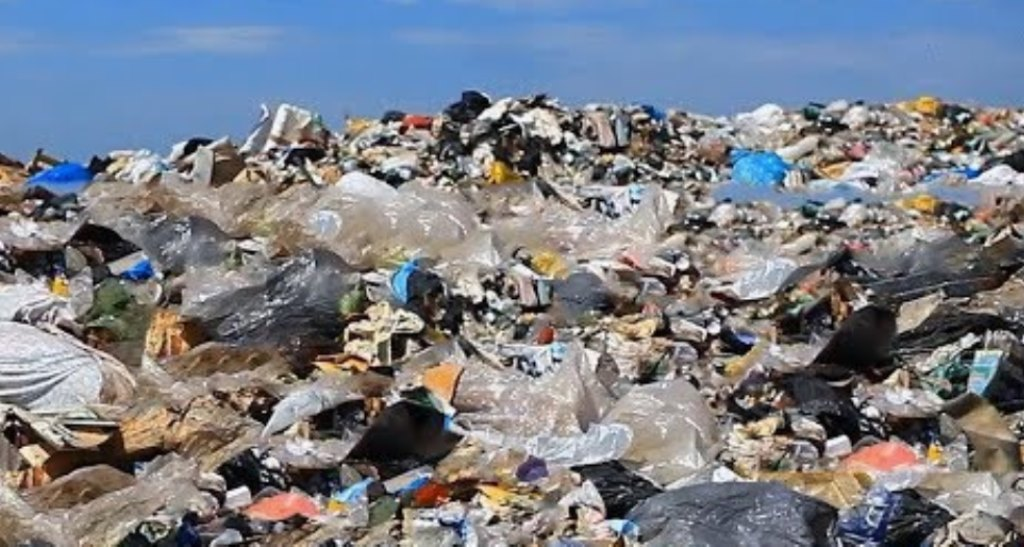 Solid waste a big savior for youth