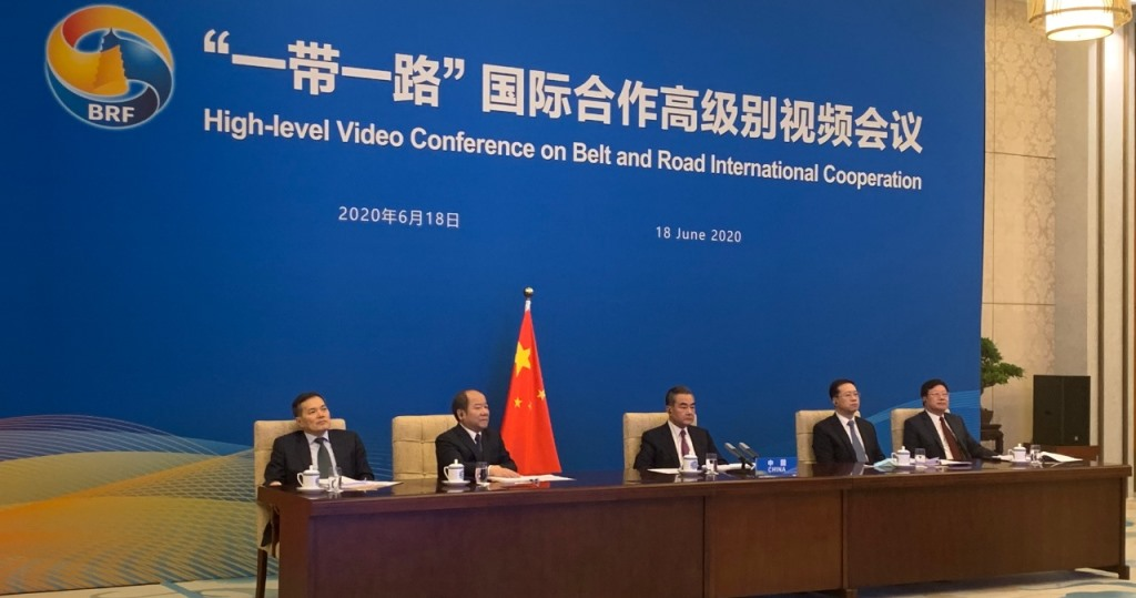 Great strides as high-level videoconference to curb Covid-19 held in Beijing