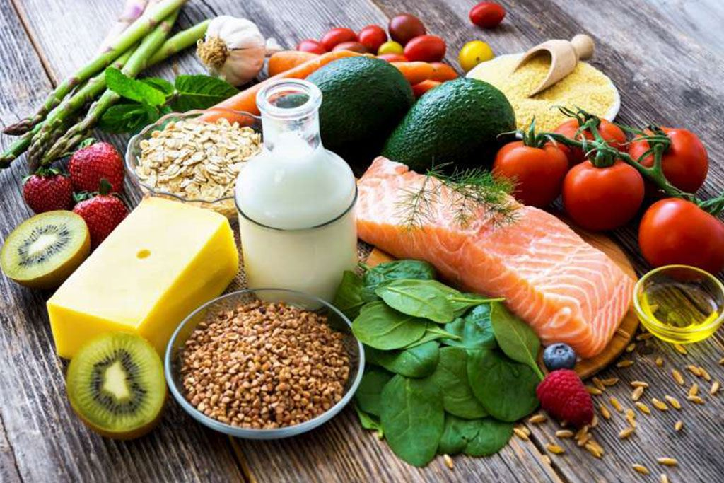 Healthy diet will keep doctor away, besides improving health institutions