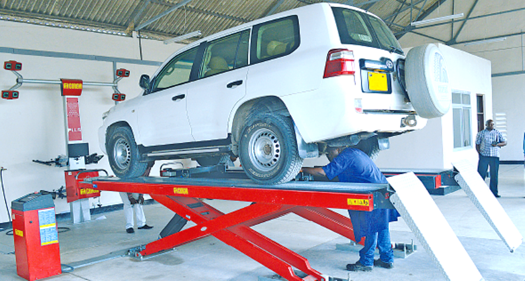 How unregulated garages jeopardise safety of road users