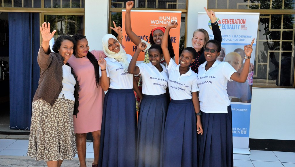 'Tanzania has huge untapped potential in girls'