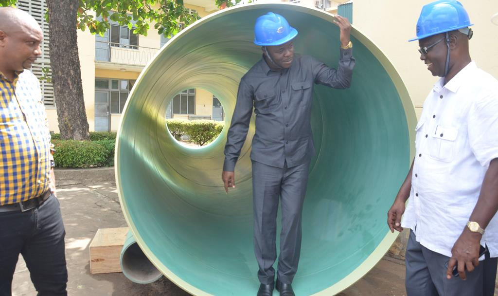 Minister extends support to pipe factories
