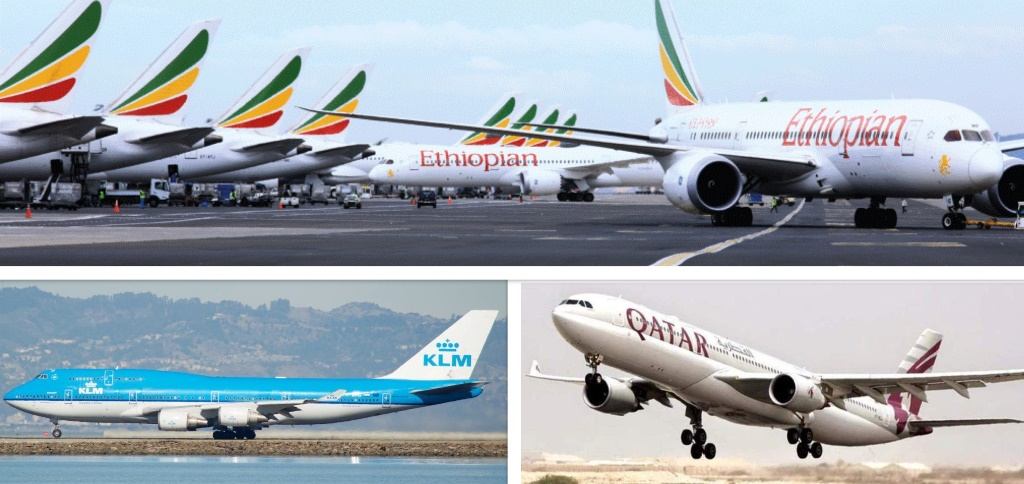 Major airlines increase flight trips to Dar