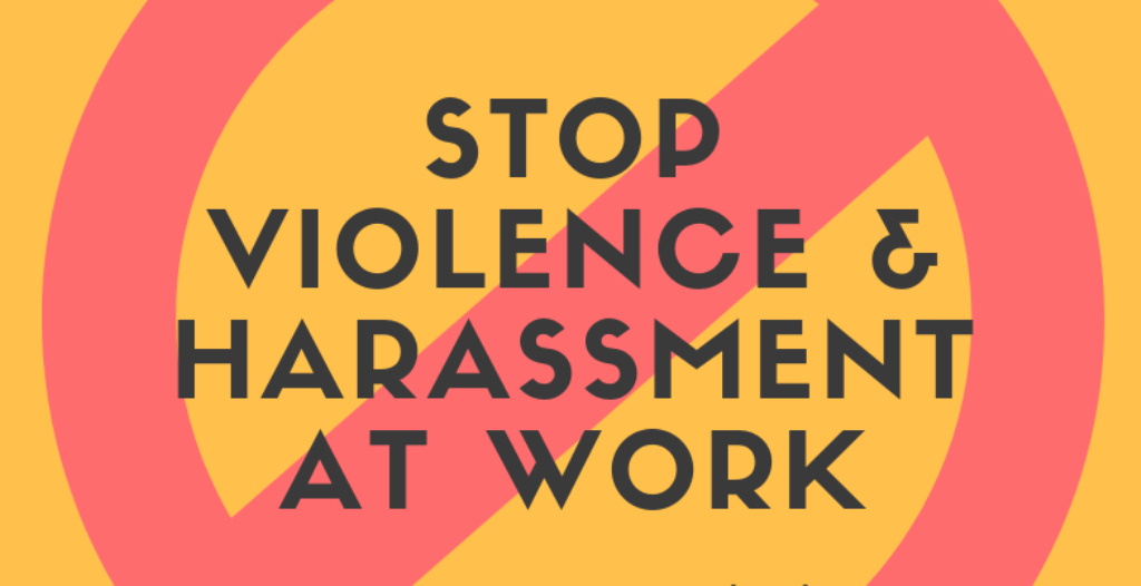 Awareness key to end violence,  harassment in world of work