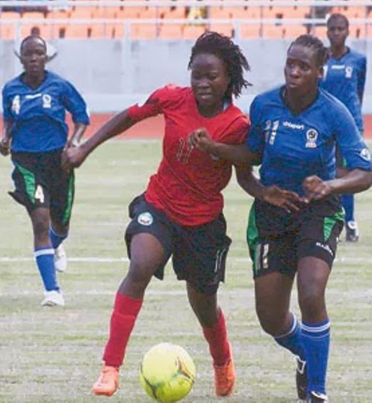 It has already paid off, develop women football