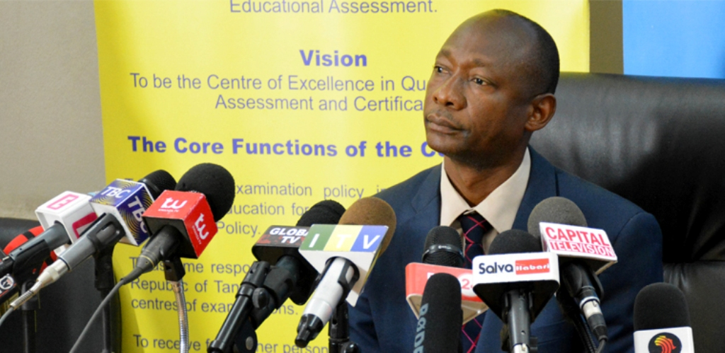 NECTA released Standard II, Form II and Form Four results