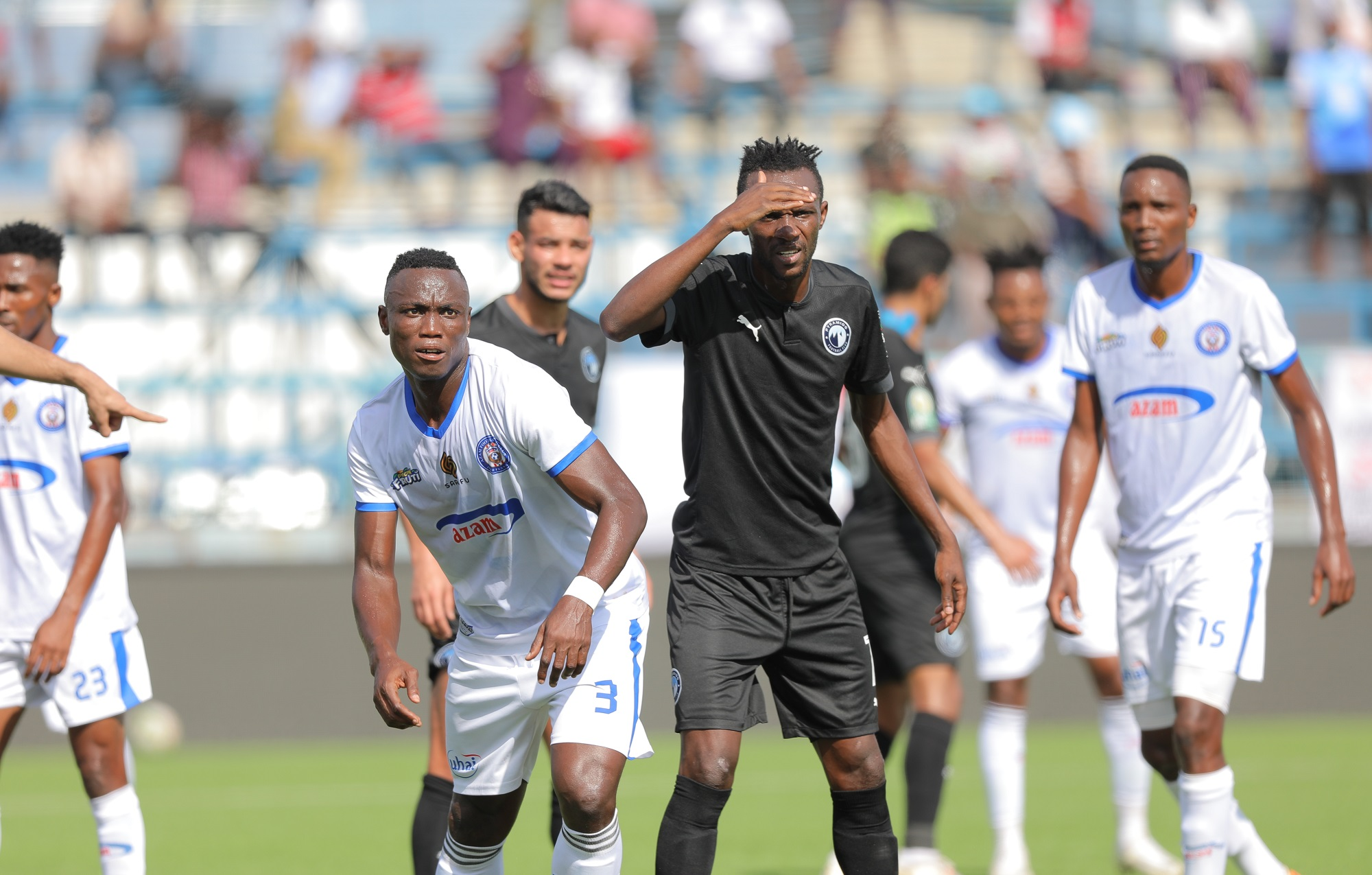 Uphill task for Azam after barren draw